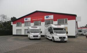 Caravan stallen - De Vossenhoek Caravan & Recreatie