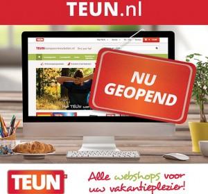 Teun.nl webshop geopend