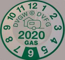 G-607 gaskeuring, gaskeuring duitsland, caravan gaskeuring