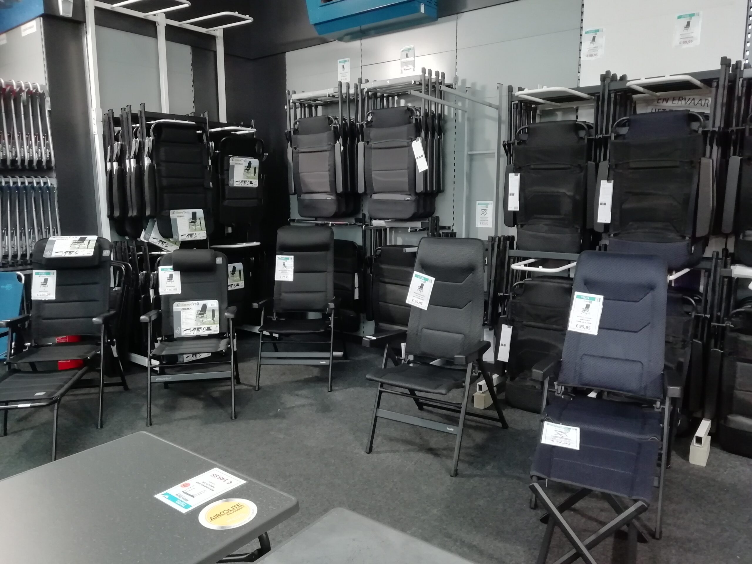 Travellife, travellife campingstoel, travellife campingstoelen, De Vossenhoek, kampeerwinkel, campingshop, Rucphen