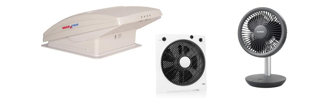 ventilators, ventilatoren, koelen, De Vossenhoek, ventilatie, ventilator