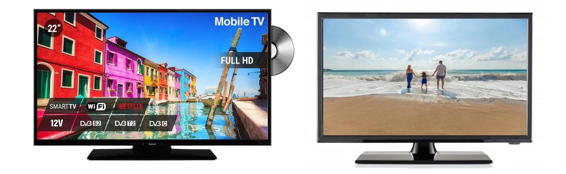 televisies, televisie kijken op de camping, TV op de camping